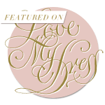 Love my dess wedding blog